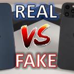 Identify a Fake iPhone 12 Pro or iPhone 12 Pro Max