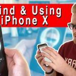 Blind Person use iPhone